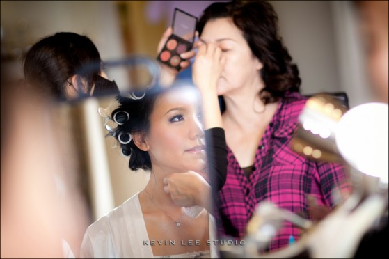 The Grand Newport Plaza Wedding Make-up & Hair  Tumip Rose Wedding