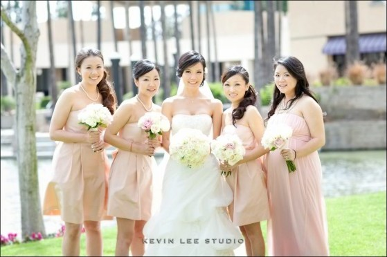 The Grand Newport Plaza Wedding Make-up & Hair  Tumip Rose Wedding 16