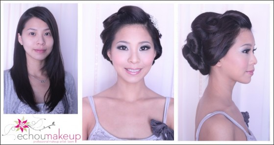 make-up & hair preview:Grace