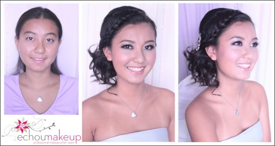 make-up & hair preview:diana
