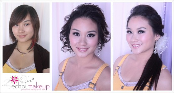 make-up & hair prview sample