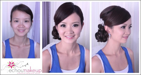 make-up&hair preview: vivian