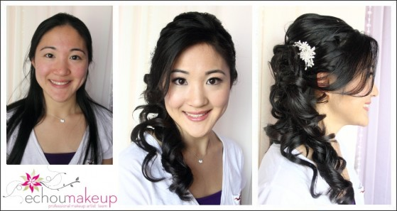 wedding trialbefore&afterChristine