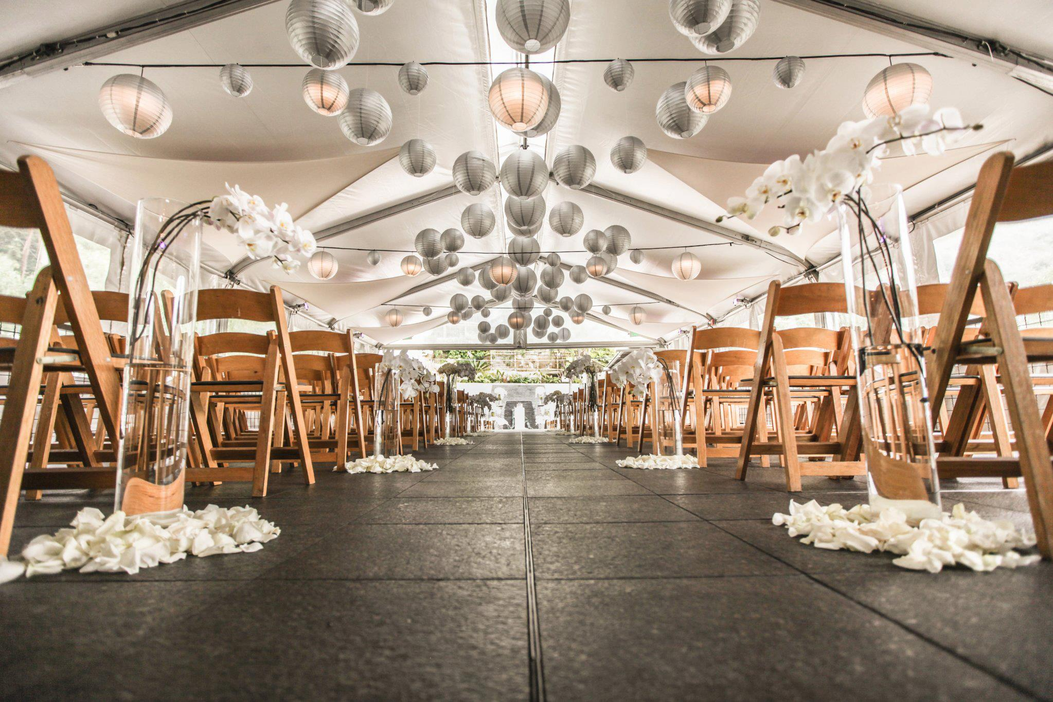 Seven Degrees Wedding Laguna Beach Cliffs