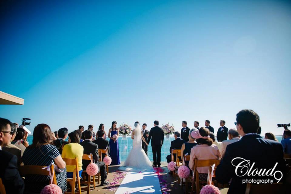 Surf-Sand-Resort:echoumakeup:Louise&Winston